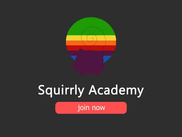 Squirrly academy