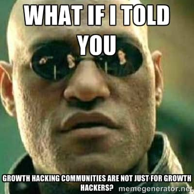 growth hacking community