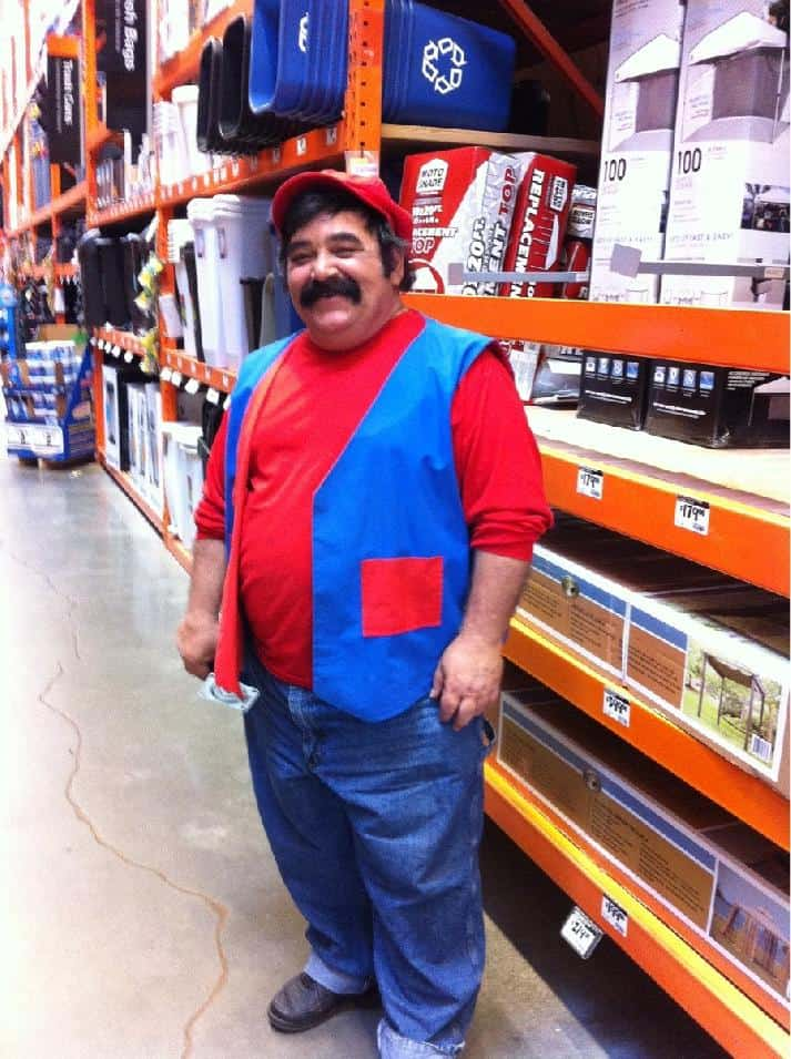 mario himself