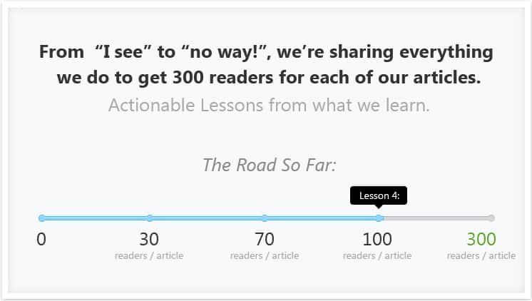 quora 300 readers