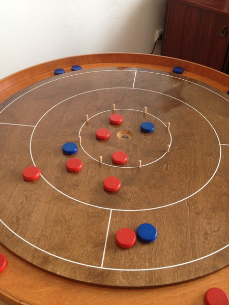 squirrly crokinole team