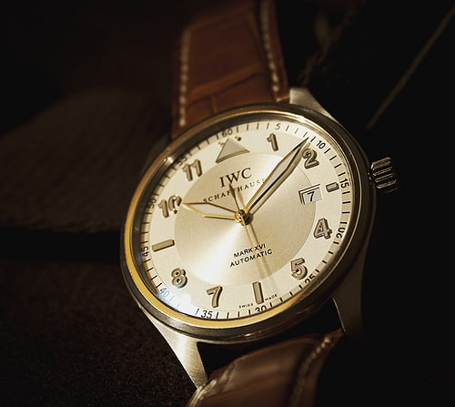 Watches are the actual foundation of video marketing.
