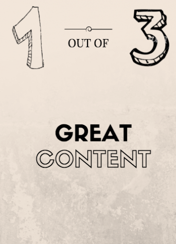 outsourced content