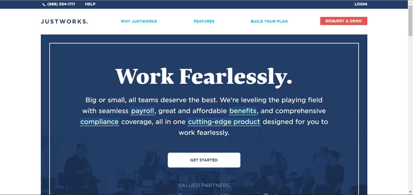 justworks - startup tools list