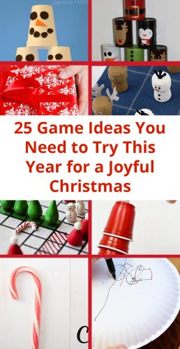25 Game Ideas You Need to Try This Year for a Joyful Christmas