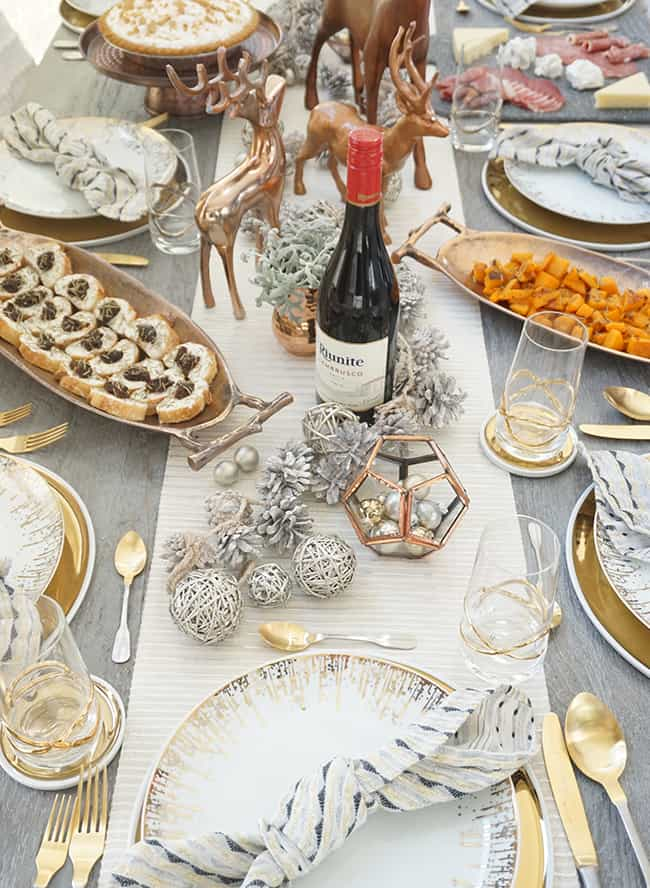 Christmas Table Escape