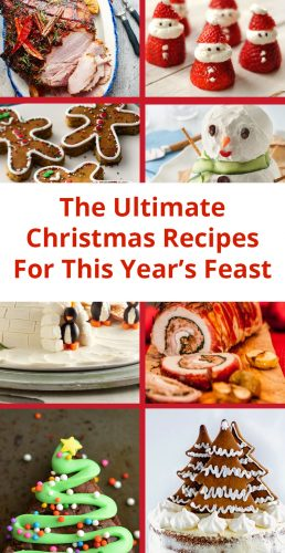 The Ultimate Christmas Recipes For This Year's Feast