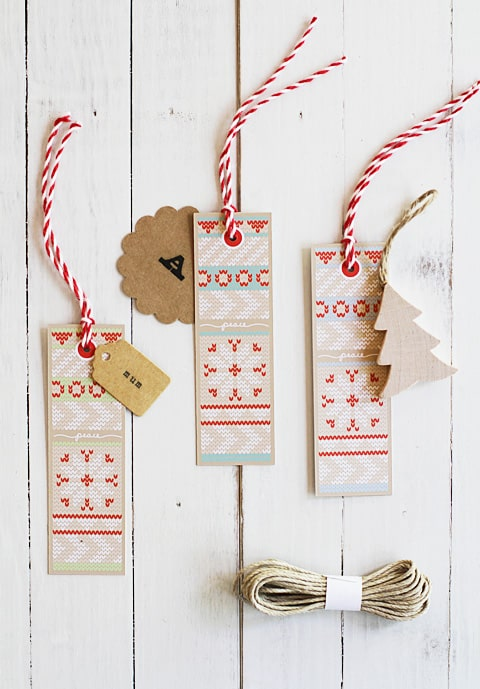 christmas gifts tags