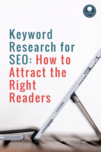 Keyword Research for SEO How to Attract the Right Readers (1)