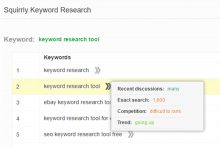 Everything You Need To Know About Squirrly's Powerful Keyword Generator Tool