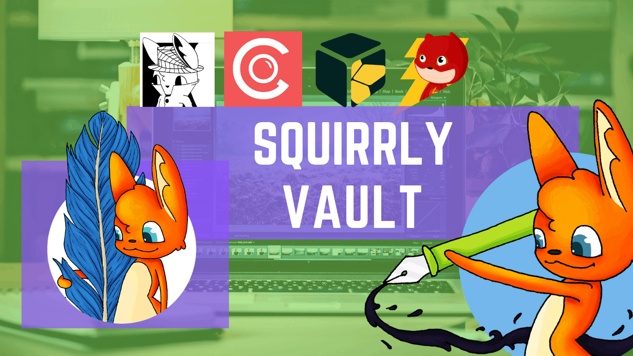 squirrly vault cover