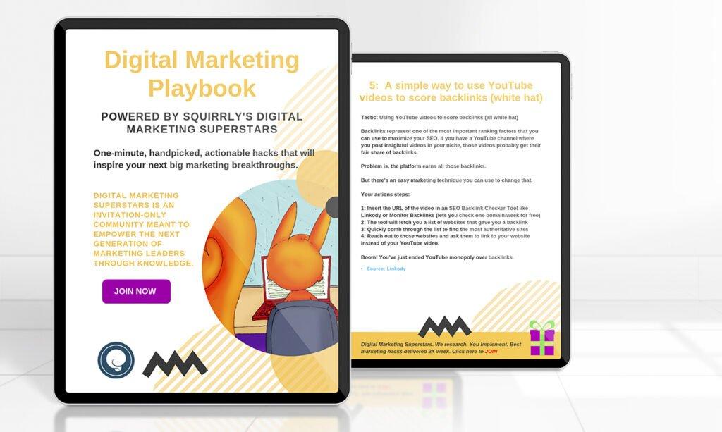 Digital Marketing Superstars