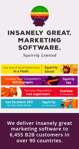delivering insanely great marketing software
