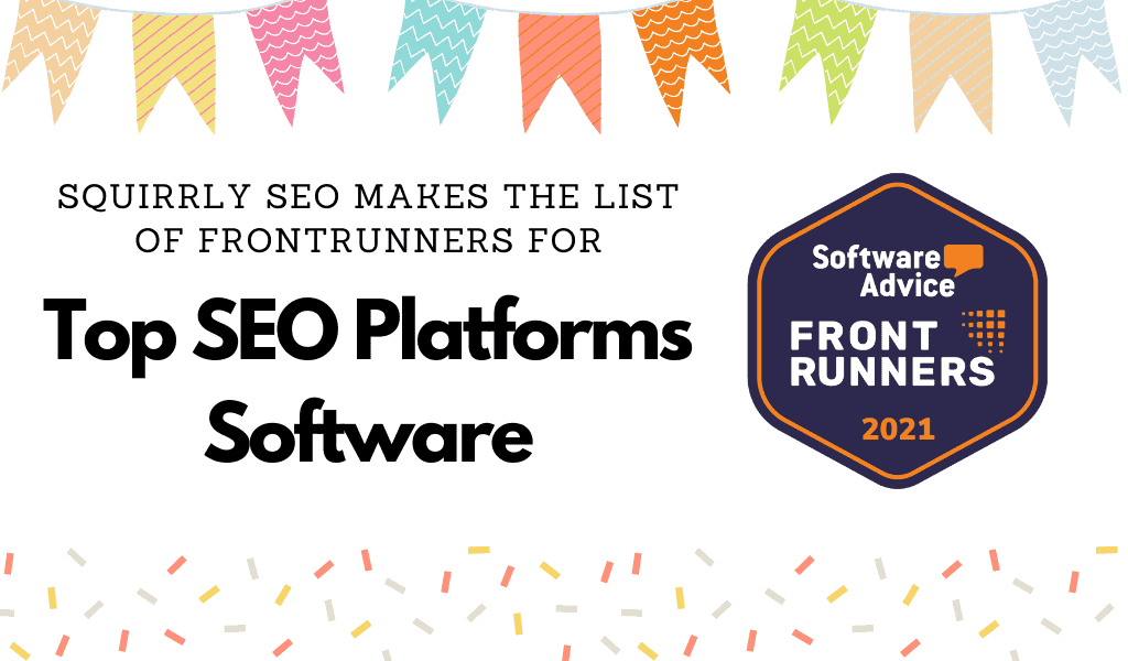 Squirrly SEO ftop seo platforms software FrontRunners